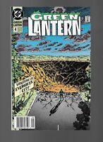 Green Lantern #4 (Sep, 1990) by Gerard Jones & Pat Broderick VG+ 4.5