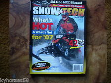 Snow Tech Magazine March 2006