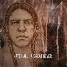 Nate Hall - A Great River  (of U.S. Christmas) (CD, May-2012, Neurot)