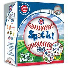 Spot it Cubs Edition