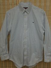 "Mint! Men's Vineyard Vines ""Whale Shirt"" Plaid Button-Front Shirt Size Medium!"
