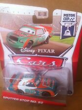 DISNEY CARS DIECAST - Sputter Stop No. 92 - Combined Postage