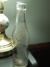 Columbia Catsup Extra Quality (Early 20th Century) Glass Condiment Bottle Ltd