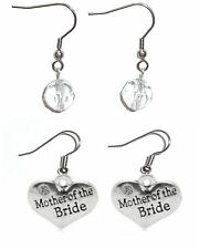 - In A Gift Box (Mother Of Bride) Charm Earrings by Hidden Hollow Beads - 2 Sets