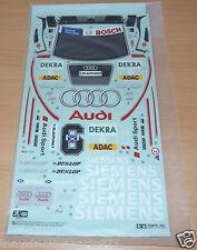 Tamiya 58363 Audi A4 DTM 2005 ABT Sportline/TT01, 9495483/19495483 Decals, NIP