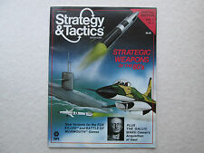 STRATEGY & TACTICS MAGAZINE Special Edition VOLUME 1 Number 1 SPRING 1983 SPI