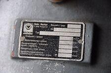 Becker RV33/13-606 Air Cushion Pump Man Roland