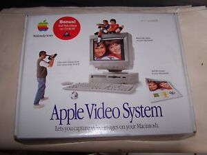 Apple Video System 602-1172-A for vintage Macintosh - running low on these