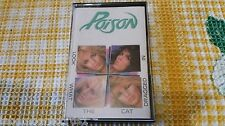 ZZ- CASSETTE POISON - LOOK WHAT THE CAT DRAGGED IN - RARE - CAPITOL