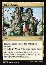 MRM ENGLISH Jungle Shrine (Reliquaire de la jungle) MTG magic MM17