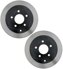 Black Hart *DRILLED /& SLOTTED* Disc Brake Rotors C2498 2 FRONT + 2 REAR