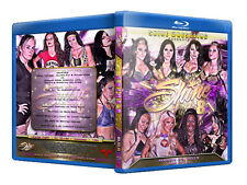 Official Shine Volume 8 Female Wrestling Event Blu-Ray