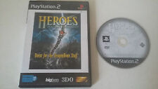 HEROES OF MIGHT AND MAGIC - SONY PLAYSTATION 2 - JEU PS2