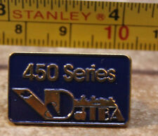V&D IBA 450 Series Canada Air Airplane Airlines Pin