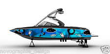 LBRK GRAPHIC KIT DECAL BOAT SPEEDSTER WRAP SEADOO WAKE BOARD SPORTSTER SPORT
