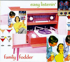 FAMILY FODDER 'Easy Listenin' (Not)' 2018 limited CD album +Sade song new sealed