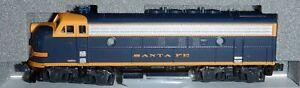 N-Scale Kato Santa Fe Railway F7 A  Cigar Band #203L  DC  176-2128