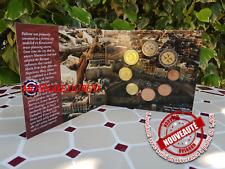 Coffret BU 1 Cent à 2 Euro Malte 2017 - Brillant Universel Officiel