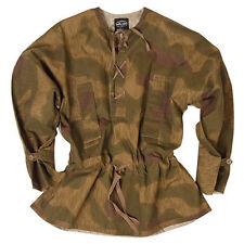 WW2 German Army Tan&Water Sumpftarn Camo WH Anorak Overcoat - Repro - XL/2XL