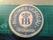 sottobicchiere beer birra bier hb