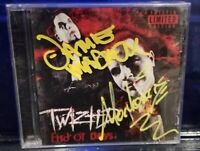Twiztid - End of Days CD SEALED insane clown posse boondox prozak rare icp blaze
