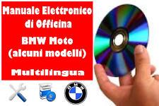 PER BMW F650 GS/CS/DAKAR (2004) DVD ELETTRONICO DI OFFICINA - WORKSHOP MANUAL