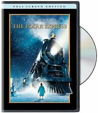 The Polar Express (Full Screen Edition) DVD