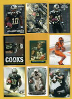 38204 BRANDIN COOKS LOT OF 9 LA RAMS ROOKIE CARDS