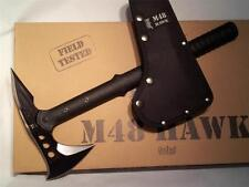 United Cutlery M48 HAWK Black Tactical Tomahawk Hatchet Axe Combat Spike 2765
