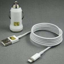 UOCAM Кабель Lightn Автомобильное зарядное USB для Apple iPhone 6 Plus 5S 5C RUA