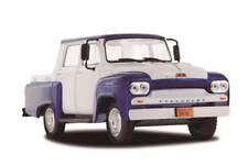 Chevrolet collection 1/43 Diecast - Chevrolet Alvorada 1962 - CHE006
