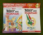 Asterix alle Olimpiadi + Albo Speciale Go Italia! 2016 - ITALIANO NUOVO