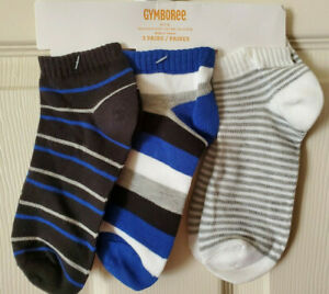 NWT Gymboree Built for Speed 3-4 Blue Gray /& Black Flames Socks Two-Pack 3T-4T