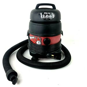 Shop-Vac 1.5-Gallon 2.0 Peak HP Wet Dry Vacuum  86771-34 Bull Dog