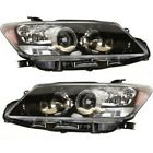 Headlight Set For 2011 2012 2013 Scion tC Left and Right 2Pc