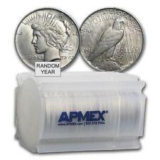 SPECIAL PRICE! 1922-1935 Peace Silver Dollar AU (Random Year) Lot of 20