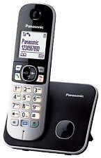 Panasonic Kx-tg6811gb DECT Telefon schwarz