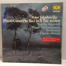 Tchaikovsky - No 1 B Flat Minor - Argerich -  LP -SEALED - Privilege