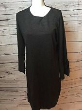 Calvin Klein Charcoal Sweater Dress, Size XL, New with Tags, Retails $134