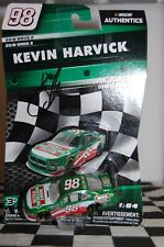 Kevin Harvick #98 Hunt Bros Pizza Ford 1:64 scale NASCAR Diecast AUTOGRAPHED