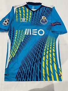 FC Porto FCP Portugal Match Worn Shirt Jersey Maillot #25 Andres F UCL Spain