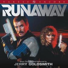 Runaway cd sealed varese sarabande Jerry Goldsmith