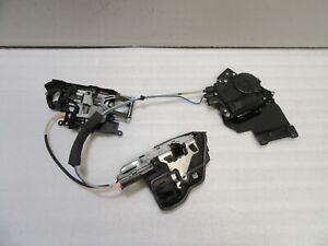 2013 - 2018 BMW F06 M6 650i GC Rear Left Door Soft Close Lock Actuator Latch Oem