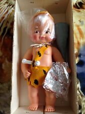 "1960's Bamm Bamm Doll Ideal 12"""