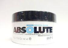 OPI Acrylic Nail Powder Absolute CRYSTAL CLEAR 10.6oz/300g
