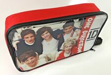 ONE DIRECTION ZAK DESIGNS INSULATED KIDS SCHOOL LUNCH BAG