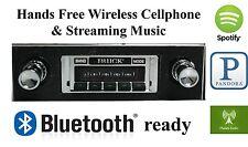 1966-1967 Skylark AM FM Bluetooth & New Stereo Radio iPod USB Aux in, 300 watts