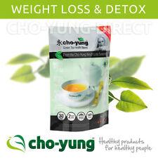 Cho Yung - Weight Loss Tea - FLAT TUMMY TEATOX - Green Tea Anti-Oxidants