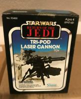 Star Wars Return Of The Jedi Tri-Pod Laser Cannon MISB 1982