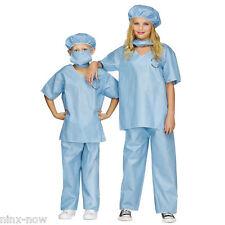 Fun World Costumes Doctor Child Small Costume